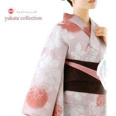 64f6b44bea94f Rakuten  □ViVi yukata Lady s yukata newly made No