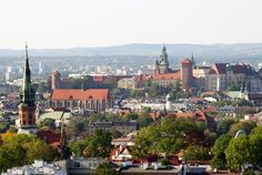 Cracóvia, o Tesouro da Polónia