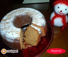 Greek Recipes, Good Mood, Bagel, Doughnut, Cake Recipes, Sweet Tooth, Sweets, Sugar, Bread