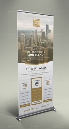 Corporate Roll Up Banner Bundle - Graphic Templates Search Engine Rollup Design, Rollup Banner Design, Banner Stand Design, Layout Design, Web Design, Graphic Design, Design Color, Creative Design, Brochure Template
