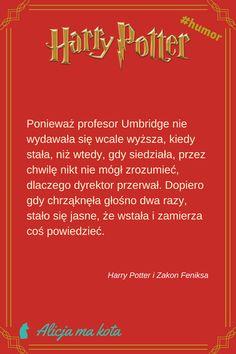 Harry Potter i Zakon Feniksa - najlepsze fragmenty, najzabawniejsze cytaty | Umbridge #HarryPotter #cytat #cytaty #książki Harry Potter Humor, Harry Potter Facts, Jily, Harry Potter Wallpaper, Harry Potter Pictures, Wolfstar, Hermione, Draco, Fandom