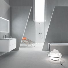 Stylish and functional new bathroom range from Philippe Starck - The Interiors Addict