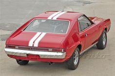1969 AMC AMX - 390 4-Speed