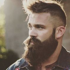 Facts – 20 Beard Facts That Every Guy Should Know Its not simple a beard, there's much more to know about it.Its not simple a beard, there's much more to know about it. I Love Beards, Great Beards, Long Beards, Awesome Beards, Bart Tattoo, Sexy Bart, Epic Beard, Full Beard, Beard Growth