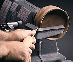 90-degree Bowl Specialty Lathe Tool Rest