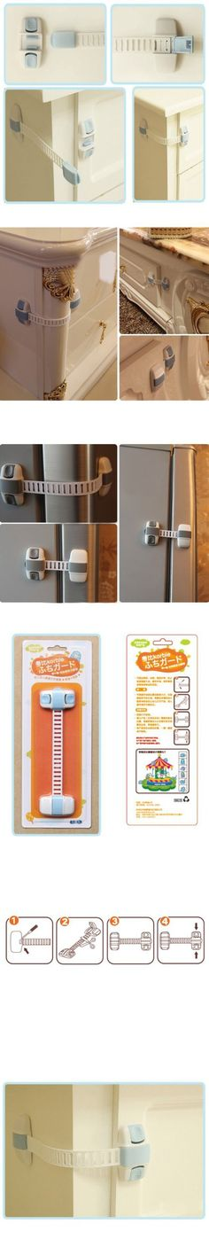 Baby Kids Multi-function Cabinet Fridge Lock Baby Safety Products