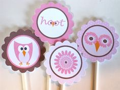 free owl printables - Google Search