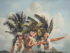 Artist: Rick Rietveld  Island Girls
