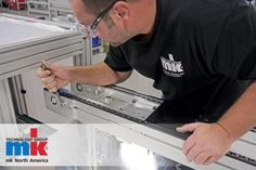 d56d4be584d42 Get the most out of your automation conveyors by treating them with the  respect they deserve. Get best practices and tips from mk North America.