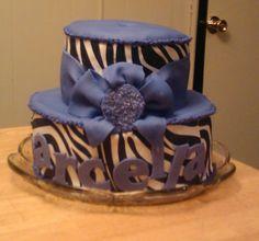 Marcella's birthday cake