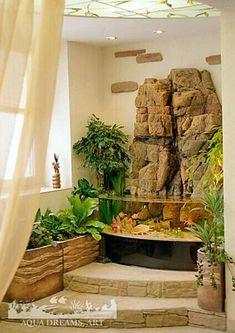 aquarium colonne design biotope africain folies aquatiques pinterest aquarium colonne. Black Bedroom Furniture Sets. Home Design Ideas