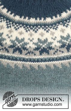 Wild Blueberries / DROPS Children - Set of knitted overall worked top down with Nordic pattern and round yoke, plus hat with ear flaps and pompom in DROPS Karisma. Size children 1 - 6 years Design norweger Wild Blueberries Suit pattern by DROPS design Baby Knitting Patterns, Knitting Blogs, Free Knitting, Knitting Projects, Drops Design, Knitted Hats Kids, Icelandic Sweaters, Suit Pattern, Free Pattern