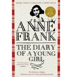 [ THE DIARY OF A YOUNG GIRL BY FRANK, ANNE](AUTHOR)HARDBACK
