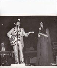 Conway Twitty and Loretta Lynn