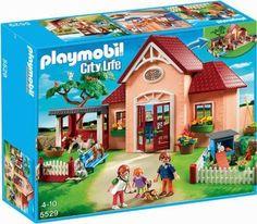 Brickstoy: Playmobil City Life-Animals Caring Center Complete...