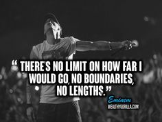 83 Greatest Eminem Quotes & Lyrics of All Time Motivational Eminem Picture Quote Eminem Tattoo, Eminem Lyrics, Eminem Quotes, Rapper Quotes, Lyric Quotes, Eminem Rap, Tattoo Music, Sister Quotes, Family Quotes
