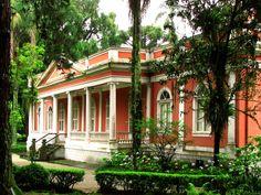 Petrópolis, RJ - Brasil Palácio Princesa Isabel