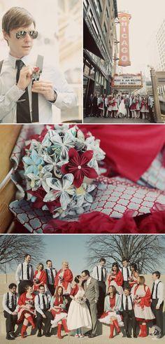 Terri & Adam's Handmade Book Themed Winter Wedding | Edyta Szyszlo Photography