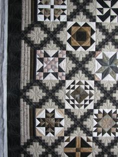taupe quilt blocks - Google Search