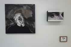 Sophie Chazal / Exposition des artistes participant au parcours de création du Festival des Paysages, site de la Heidenkirche - ARToPie, Meisenthal 2016. ARToPie lien