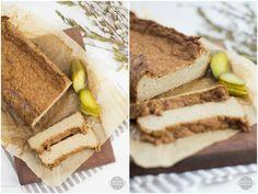 Pasztet z kalafiora i słonecznika Tiramisu, Sandwiches, Healthy Eating, Cooking Recipes, Anna, Ethnic Recipes, Food, Life, Cookie