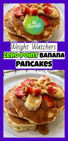 Who wants Weight Watchers Pancakes Recipes With Smartpoints? Weight watchers pancakes recipes with points including Low to 0 Points Weight Watchers Pancakes Freestyle recipes. Weight watchers banana pancakes are my favorite. Crêpe Weight Watchers, Pancakes Weight Watchers, Weight Watchers Breakfast, Weight Watchers Desserts, Weight Loss Snacks, Weight Watchers Waffle Recipe, Weight Watchers Points List, Weight Watchers Casserole, Weight Watchers Program
