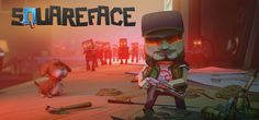 Squareface indie game is now on Steam!