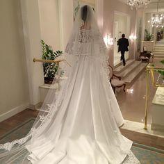 Maria Fernanda #vestidodenoiva #wandaborges