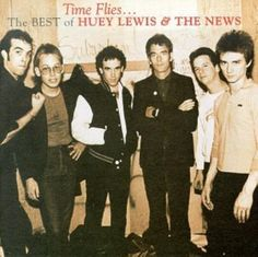 Huey Lewis & The News : Time Flies: The Best of Huey Lewis & the News CD