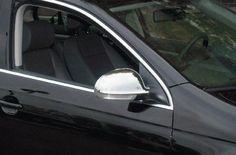 Vw Jetta Sportwagen Chrome Mirror Covers (G017)