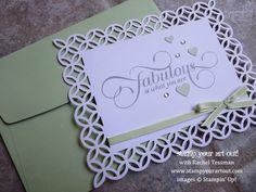 Stampin' Up!® Simply Fabulous Simply Sent Card Kit - Stamp Your Art Out!