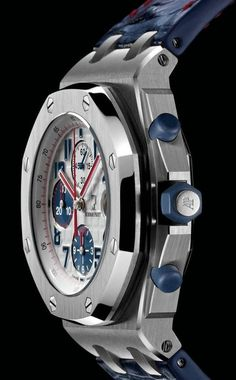 Audemars Piguet Chronographe Royal Oak Offshore Tour Auto 2012