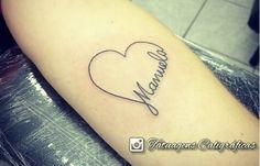 Blog Mãe de Primeira Viagem: 21 Idéias de tatuagens para homenagear os filhos