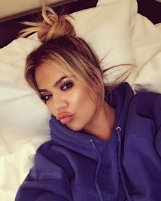 WEBSTA @ khloekardashian - Smooches my loves!!! Blessings on blessings to you all