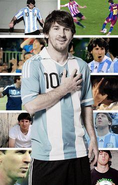 Lionel Messi Daily