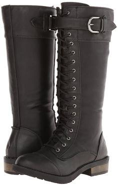 Amazon.com: White Mountain Women's Flashback Combat Boot: Shoes