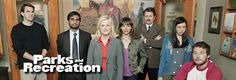 Outstanding Comedy Series Nominee, Parks and Recreation. I think it deserves to win. I mean, c'mon. Amy Poehler has been nailing it all season. I would watch a whole show of just her eating waffles and talking to Ron Swanson.