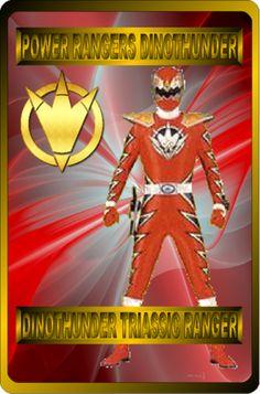Rosso Power Ranger gay porno