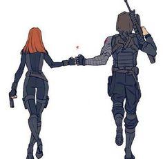 Nat & Bucky