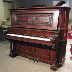 Home Page - Antique Piano Shop Piano Shop, Old Pianos, Upright Piano, Orchestra, Musical Instruments, Opera, Wings, Antiques, Sweet