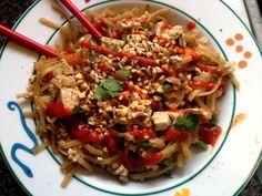Banh Mi Noodles from More Quick-Fix Vegan