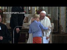 """Francisco, en una iglesia luterana: """"Debemos pedir perdón por el escándalo de la división""""."""