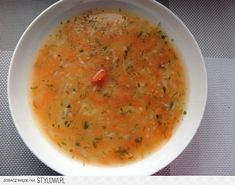 Tę zupę możesz jeść nawet codziennie…a   Sekrety Odchud… na Stylowi.pl