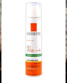 #recensione #review #anthelios #larocheposay #spf50 #spray #solare #viso