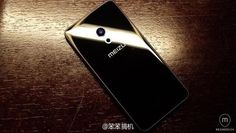 Leaked Image Shows Back Cover Of Meizu Pro 7, A Black Colored Variant