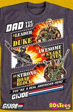 548b3a7b 8 Best GI Joe T-Shirts images | Retro shirts, Screen Printing ...
