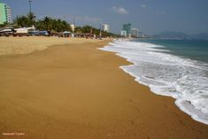 Nha Trang beach city is well known for its pristine beaches and excellent scuba diving and is fast becoming a popular destination for international tourists. Vietnam Destinations, Vietnam Tours, Vietnam Travel, Vietnam Airlines, Travel News, Scuba Diving, Southeast Asia, City
