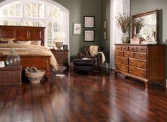 Master Bedroom Flooring - Now HAVE! James Vintner's Reserve Laminate from Lumber Liquidators Flooring Sale, Laminate Flooring, Hardwood Floors, Dark Flooring, Lumber Liquidators, Floor Colors, Bedroom Flooring, Cool House Designs, Bedroom Decor