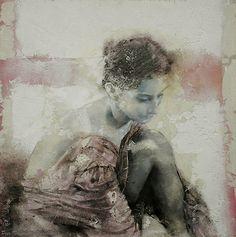 """""""Ah güzelim,  incinmiş bir sesi vardır yağmurun;  yanaklarına vurduğunda hissedersin.  Ve bir veda sözcüğü, saçlarına,  titreyen bir öpücükle dokunduğunda;  bu anı dondurmaya yetmez nefesin.  Bir film sahnesi gibi  akar gider ayrılık,  neylersin...""""   (Yusuf Hayaloğlu ~ Neylersin)  (art by Pier Toffoletti) (https://www.facebook.com/yurekbali)"""