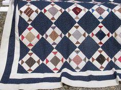 Jen Jones antique quilt